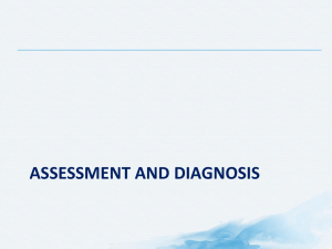 assessment and diagnosis - Choose your language | Know Pain