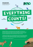 Everything Counts Biodiversity Activity Sheet