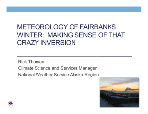 Thoman_Meteorology of Fairbanks Winter Making Sense of That