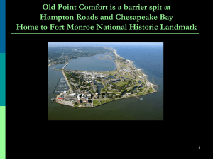 Old Point Comfort - Fort Monroe Authority