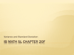IB Math SL Chapter 20F