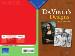 How da Vinci Worked