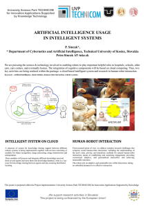 artificial intelligence usage in intelligent systems