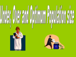 Optimum Population