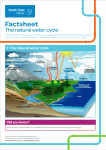Factsheet - South East Water Education