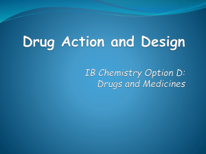 Option D8 Drug Action HL