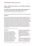 Effect of Hip Rotation Stretch on the Piriformis Muscle: A Pilot Study