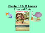 Ch 15 _ 16 Risks _ Pests 2009