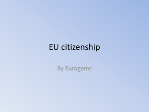 EU citizenship