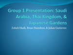 Group 1 Presentation