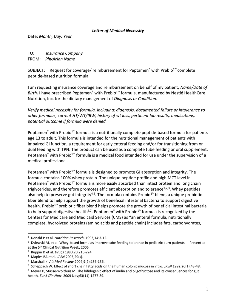 Sample Letter To Insurance Company Requesting Reimbursement from s1.studyres.com