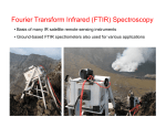 Fourier Transform Infrared (FTIR) Spectroscopy