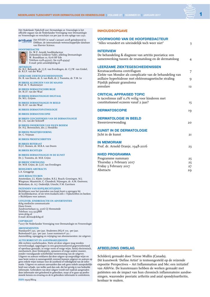 Tijdschrift in pdf, 2017-01