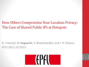 How Others Compromise Your Location Privacy
