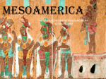 A Brief Overview of Mesoamerica