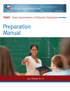 Preparation Manual - Angelo State University
