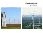 EDPR Designing an attractive renewable framework