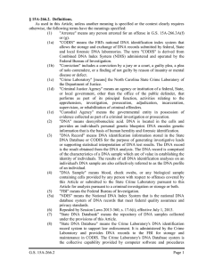 G.S. 15A-266.2 Page 1 § 15A-266.2. Definitions. As used in this