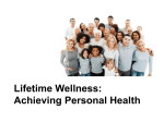 Introduction to Wellness PHED 215 Online
