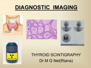 thyroid scintigraphy new 2011