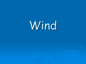 Wind - Wsfcs