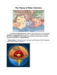 NOTES Plate Tectonics