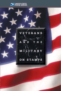 Publication 528 - Veterans and the Military on Stamps