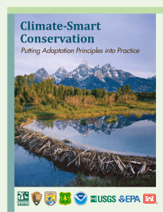 Climate-Smart Conservation - National Wildlife Federation