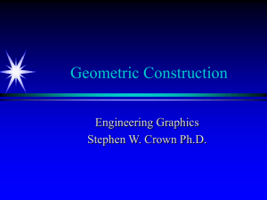 Geometry and Constraints