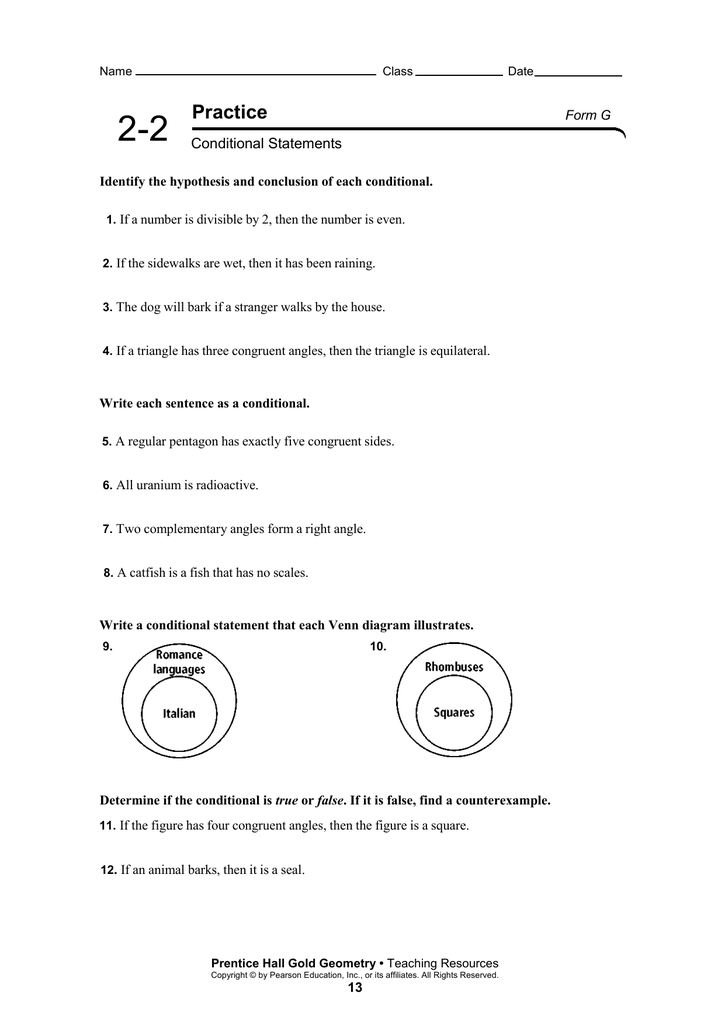 2 Practice Worksheet