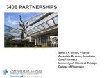 340B Partnerships - NABP/AACP District IV