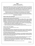 Resume - Doostang Career Services