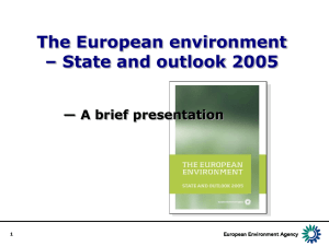 ppt - European Environment Agency