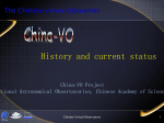 2007.5 IVOA interoperability meeting, Beijing - China-VO