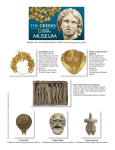 The Greeks, 3-page photo-sheet/brochure in PDF