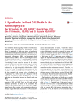 A Hypothesis: Indirect Cell Death in the Radiosurgery Era