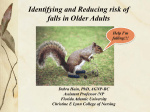 falls and fall prevention in the nursing home