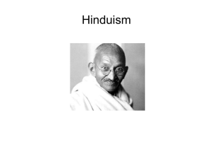 Hinduism - WordPress.com