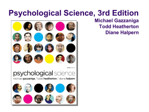 What Is the Genetic Basis of Psychological Science?
