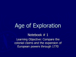 Age of Exploration 7-1