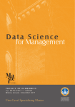 Data Science for Management - Università Cattolica del Sacro Cuore