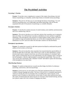 Psychology Studyres Com