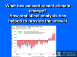 Politics and Greenhouse Climate Change
