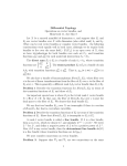 Differential Topology Operations on vector bundles, and Homework