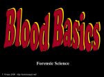 What are blood types?