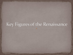 Key Figures of the Renaissance