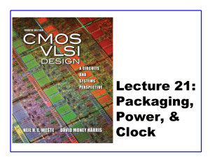 CMOS VLSI Design CMOS VLSI Design 4th Ed.