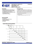 Datasheet - Integrated Device Technology