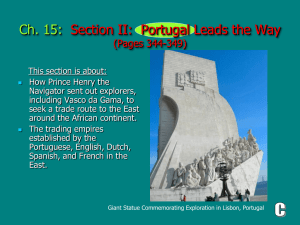 Page C (Section II): Portugal Leads the Way