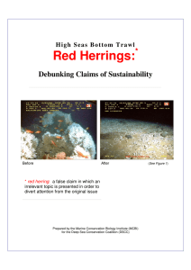 Red Herrings - Greenpeace USA